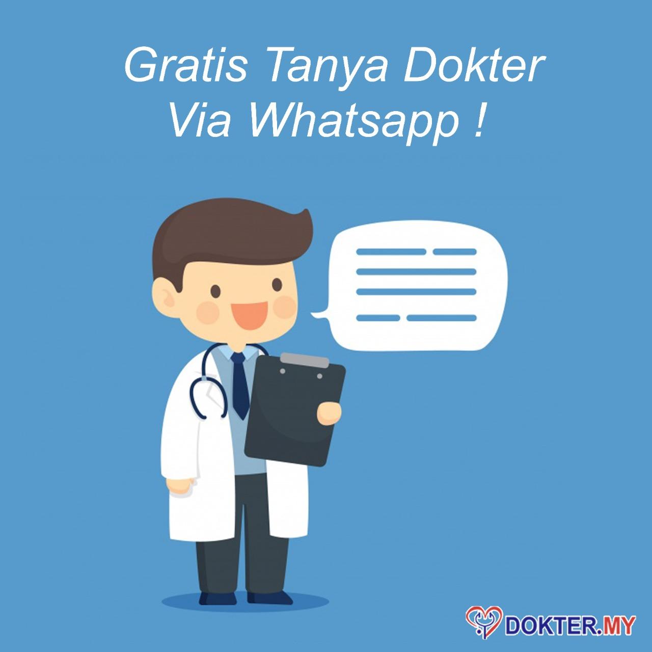 Konsultasi Gratis Dokter.my